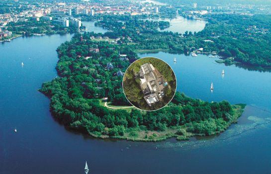 Potsdam: Inselhotel