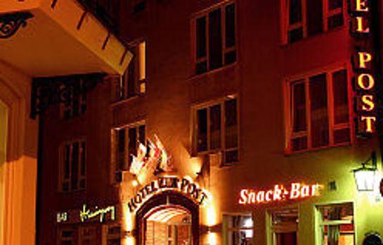 Stralsund: Altstadt zur Post