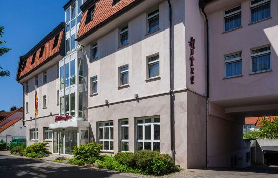 Fulda: Am Dom