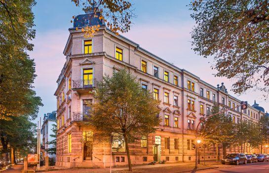 Dresden: Novum Hotel Bonhöfferplatz