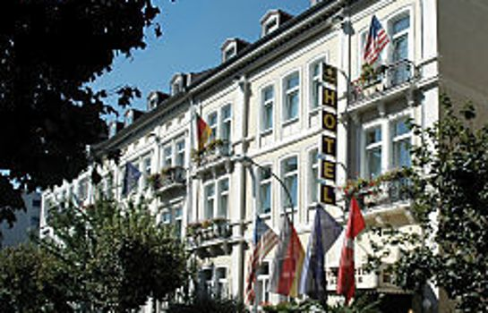 Bad Homburg: Comfort Hotel Am Kurpark