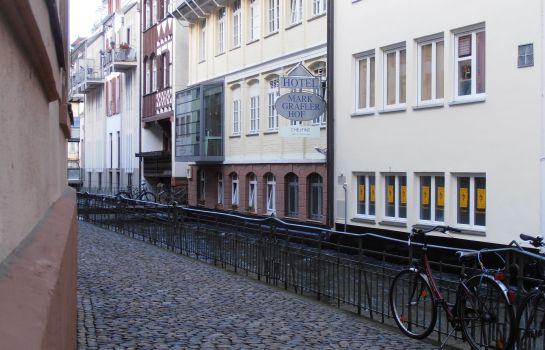 Markgraefler Hof Altstadt-Freiburg im Breisgau-Exterior view