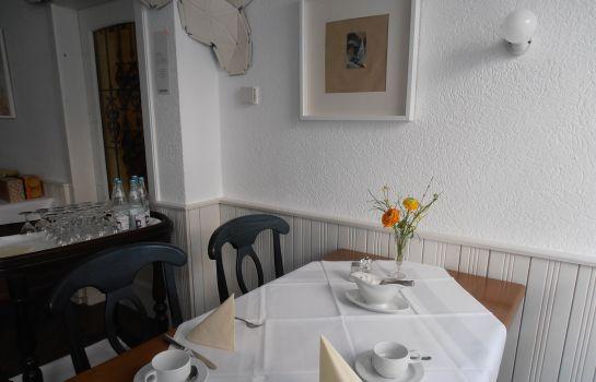Markgraefler Hof Altstadt-Freiburg im Breisgau-Restaurantbreakfast room