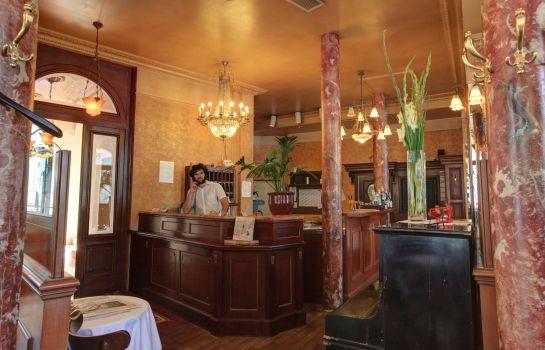 Schiller-Freiburg im Breisgau-Hotelhalle