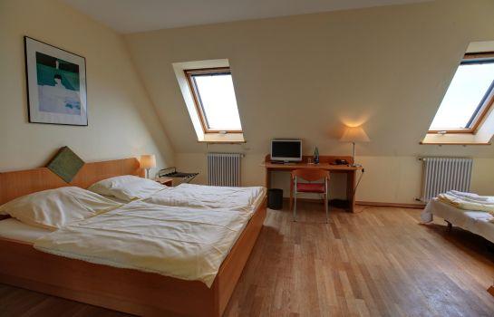 Schiller-Freiburg im Breisgau-Familienzimmer