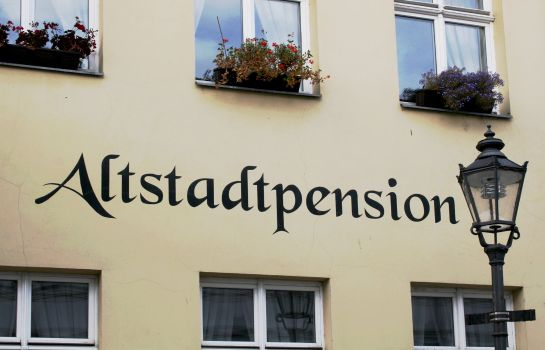 Brandenburg an der Havel: Altstadtpension Brandenburg an der Havel