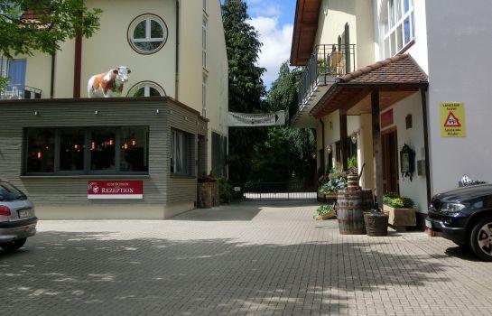 Zum Ochsen-Schallstadt-Aussenansicht