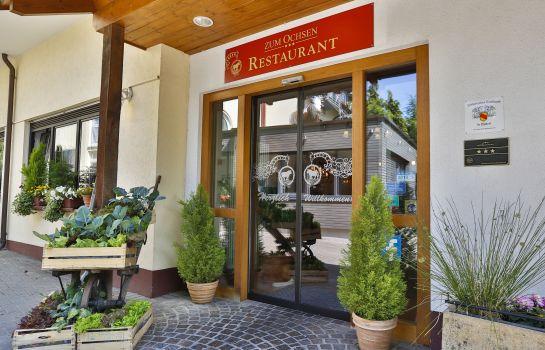 Zum Ochsen-Schallstadt-Hotel outdoor area