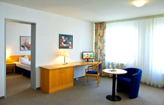 Mannheim: Ariva Boardinghouse Platanenhof Garni Appartments