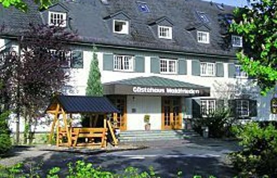 Im Waldpark Gästehaus