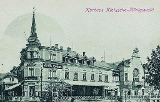 Dresden: Kurhaus Klotzsche