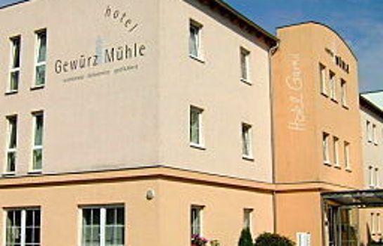 Gera: Hotel Gewürzmühle