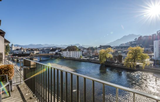 The Tourist City&River Hotel Lucerne