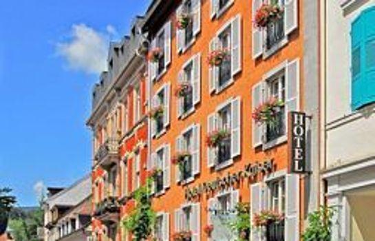 Baden-Baden: Hotel Deutscher Kaiser im Centrum