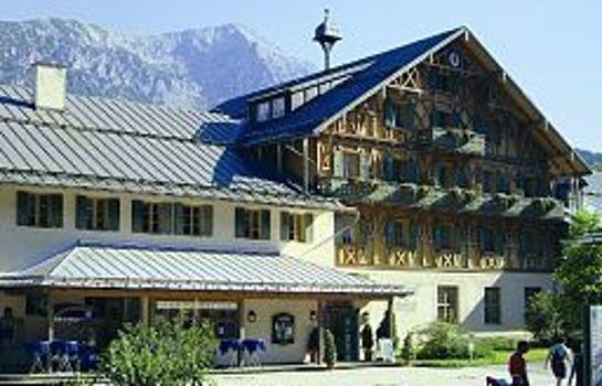 Ettal: Schloßhotel Linderhof