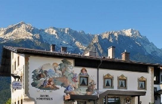 Oberau: Forsthaus