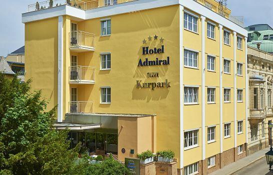 Admiral am Kurpark
