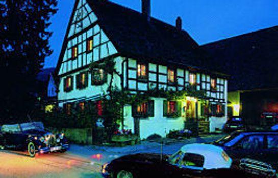 Beim Hirschen-Merzhausen-Restaurant