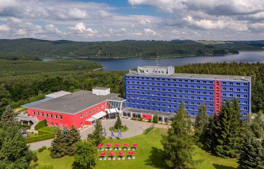 Hotel Am Bühl Das Blaue Wunder
