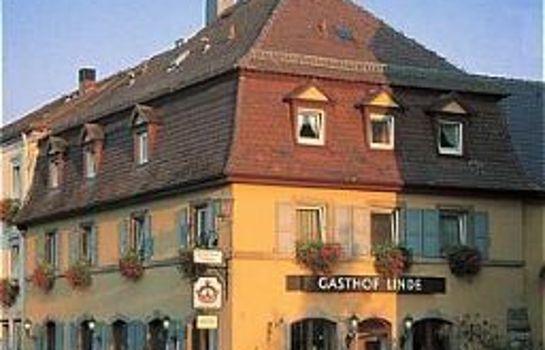Rothenburg ob der Tauber: zur Linde Gasthof