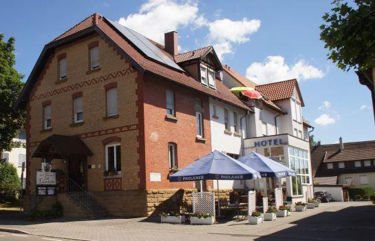 Renningen: Zur Eisenbahn