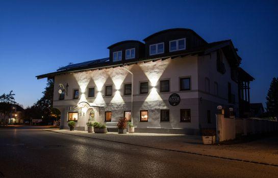 Schechen: Beim Egger-Gasthof und Hotels