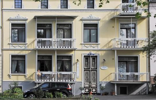 Bad Homburg: Hotel Villa Kisseleff