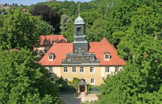 Radebeul: Villa Sorgenfrei  & Restaurant Atelier Sanssouci