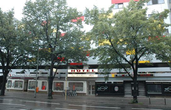 Alper am Potsdamer Platz