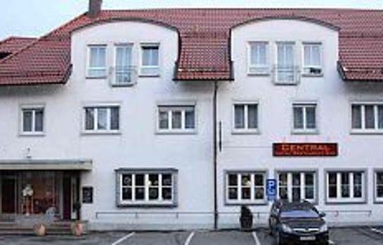 Friedrichshafen: Central Hotel