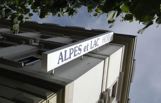 Alpes et Lac