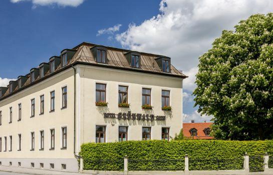 Hotel Grünwald München Exterior