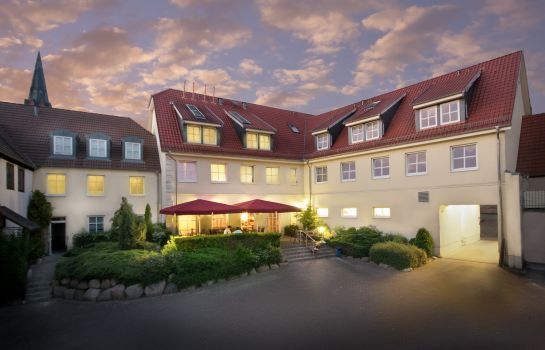 Burg Stargard: Hotel zur Burg