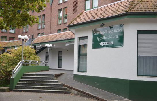 Boardinghouse Aparthotel Burgpark