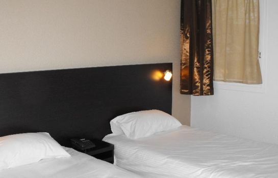 Citotel d Alsace-Wissembourg-Doppelzimmer Standard