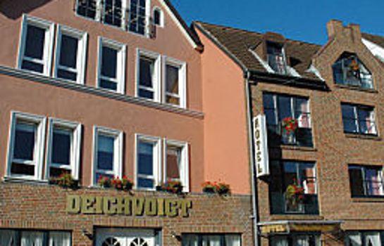 Cuxhaven: Deichvoigt