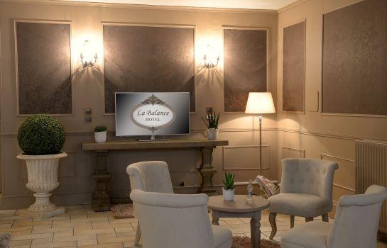Hôtel La Balance Montbéliard