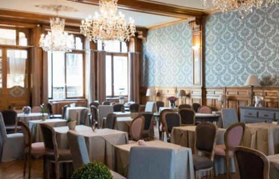 Hotel La Balance Montbeliard-Montbeliard-Restaurant