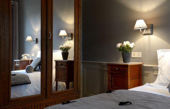 Hotel La Balance Montbeliard-Montbeliard-Double room standard