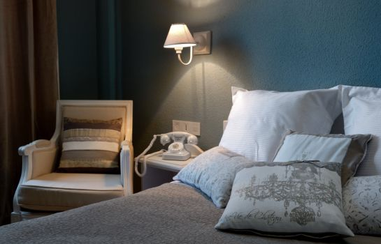 Hotel La Balance Montbeliard-Montbeliard-Double room superior