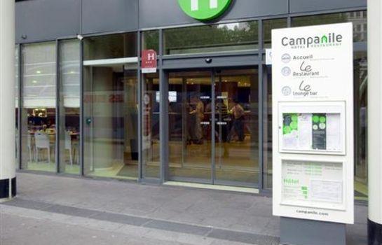 Appart Hotel Porte De La Villette