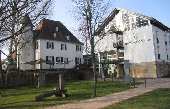 Am Schloss Rockenhausen