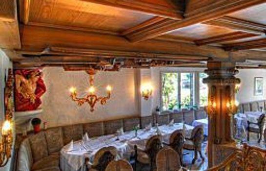 Laube-Heuweiler-Restaurantbreakfast room