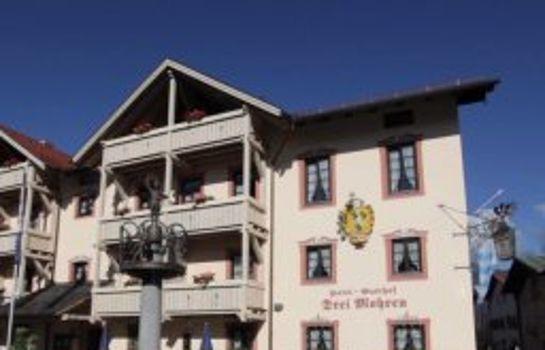 Garmisch-Partenkirchen: Drei Mohren