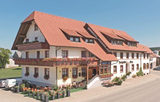 Kranz landgasthof haupt und g stehaus in h fingen for Besondere hotels weltweit