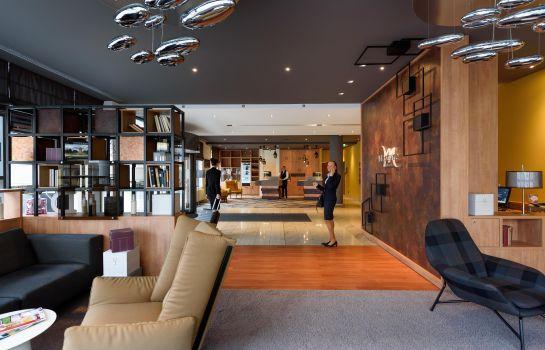 Mannheim: Mercure Hotel Mannheim am Rathaus