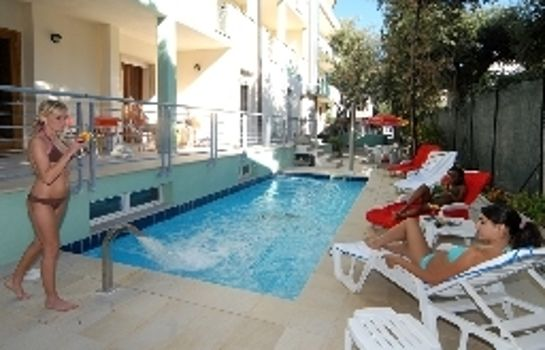 Villa Marcella Holiday Beach-San Vincenzo-Schwimmbad