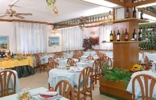 Villa Marcella Holiday Beach-San Vincenzo-Restaurant