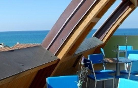 Villa Marcella Holiday Beach-San Vincenzo-Terrasse