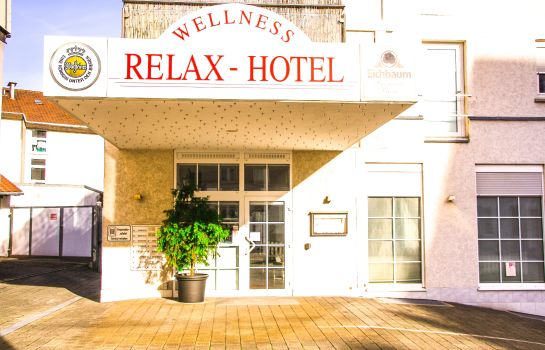 Stuttgart: Relax-Hotel Wellnesshotel